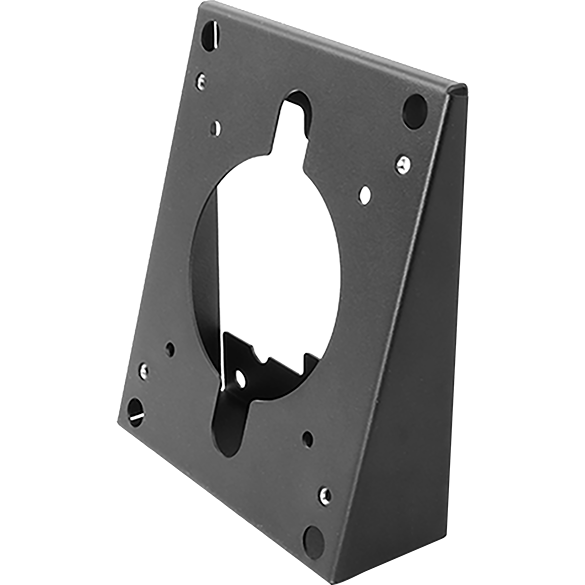 Wedge Mount Black