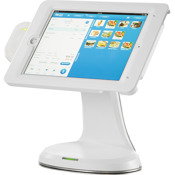 Enterprise Tablet Lite™ – For iPad Air 2 iDynamo Kiosk