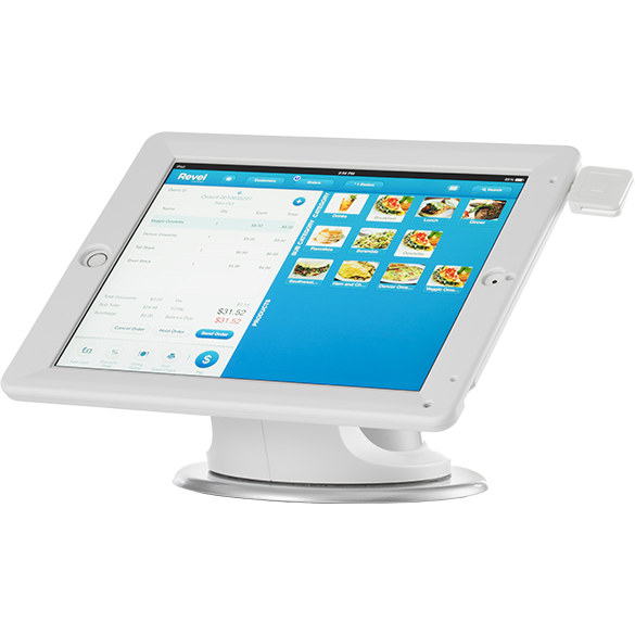 SWiVEL POS Kiosk™ – Square