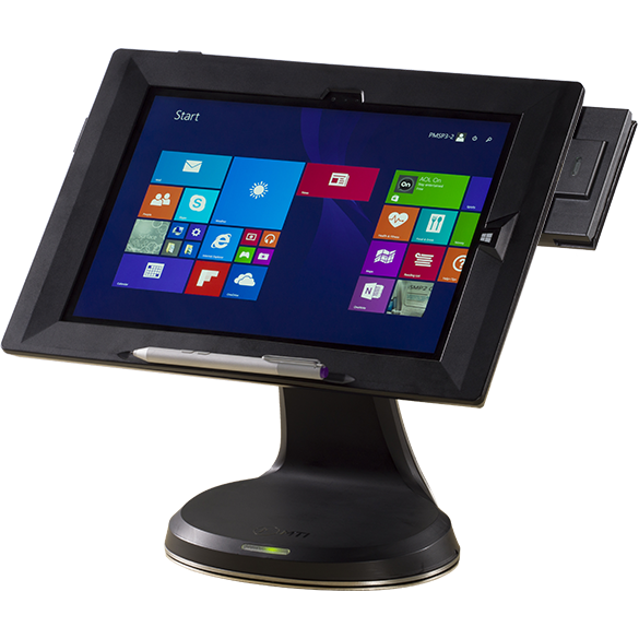 Enterprise Tablet Pro™ - POS Kiosk PayPal Encrypted MSR - Microsoft Surface Pro 3