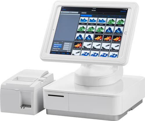 Large iPad POS