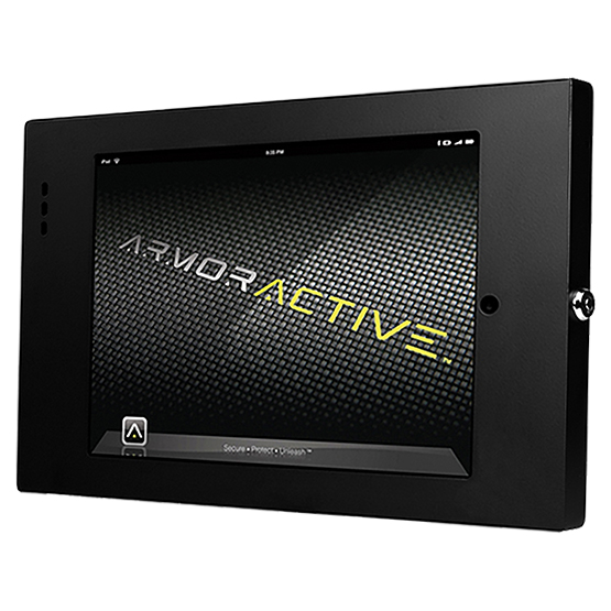 Full Metal Jacket Enclosure – iPad enclosure 2-4, Air, Air 2 4