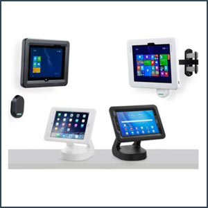 Multiple Tablet Mounting Options