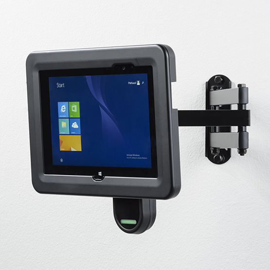 "RapidDoc™ VESA Mount with Elite for AAVA Inari 10"" in Black 700-00070"