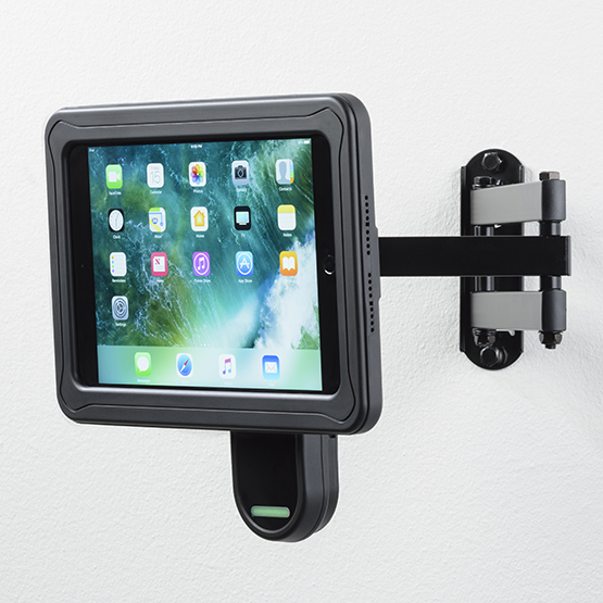 "RapidDoc™ VESA Mount with Echo for iPad Air 2, iPad Pro 9.7"" 700-00081"