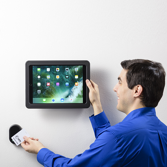 Rapiddoc Lite Wall Mount With Elite Enclosure For Ipad Air