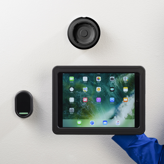 "RapidDoc™ Wall Mount with Echo for iPad Pro 12.9"" 700-00090x"